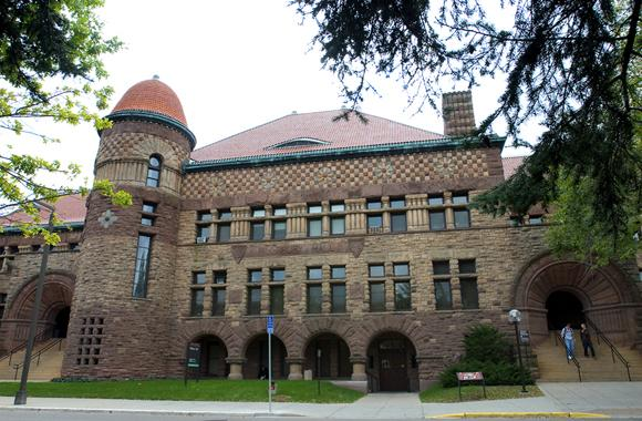 Pillsbury Hall is a landmark on the University of Minnesota campus. (Courtesy of University of Minnesota)