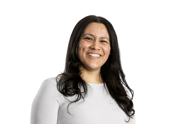 EMBARGOED UNTIL 12:01 am on Tuesday, March 20, 2018 -- Undated courtesy photo, circa March 2018, of Rhiana Yazzie, of St. Paul, who was named as one of the 2018 Bush Fellows, a group of 24 extraordinary and diverse leaders in Minnesota, North Dakota, South Dakota and the 23 Native nations that share the same geography. She hopes to further her work of helping Native Americans reclaim their narrative by expressing themselves through playwrighting, acting, design, and film-making. (Courtesy of the Bush Foundation)