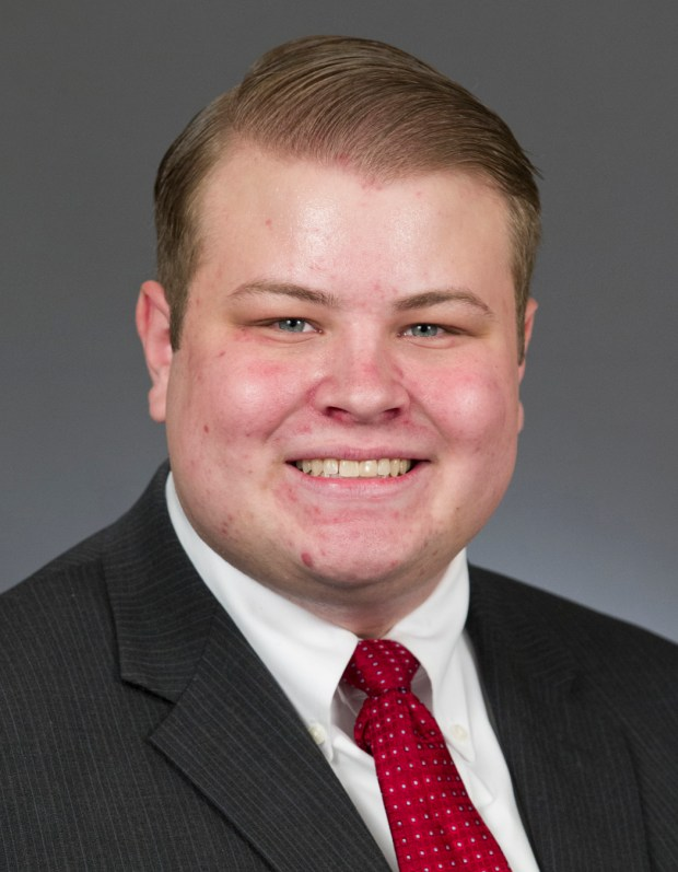 Minnesota state Rep. Drew Christensen, R-Prior Lake