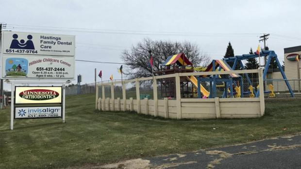 The Minnesota Department of Human Services has identified nearly 60 violations at Hillside Childcare Center in Hastings since 2010. (Michelle Wirth / Forum News Service)