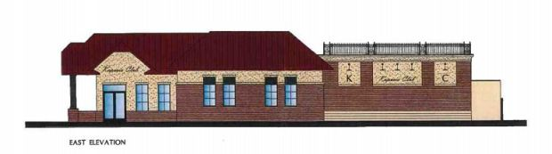 The owners of Kaposia Club hope to start construction of the bar and restaurant in South St. Paul in late April or early May. (Courtesy of South St. Paul)