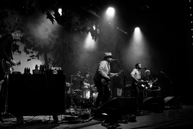 Chicago Americana band Wilco sold out the Palace Theatre three nights in a row in November, on what the band said would be their final concerts before taking a hiatus. (Courtesy of Steve Cohen)