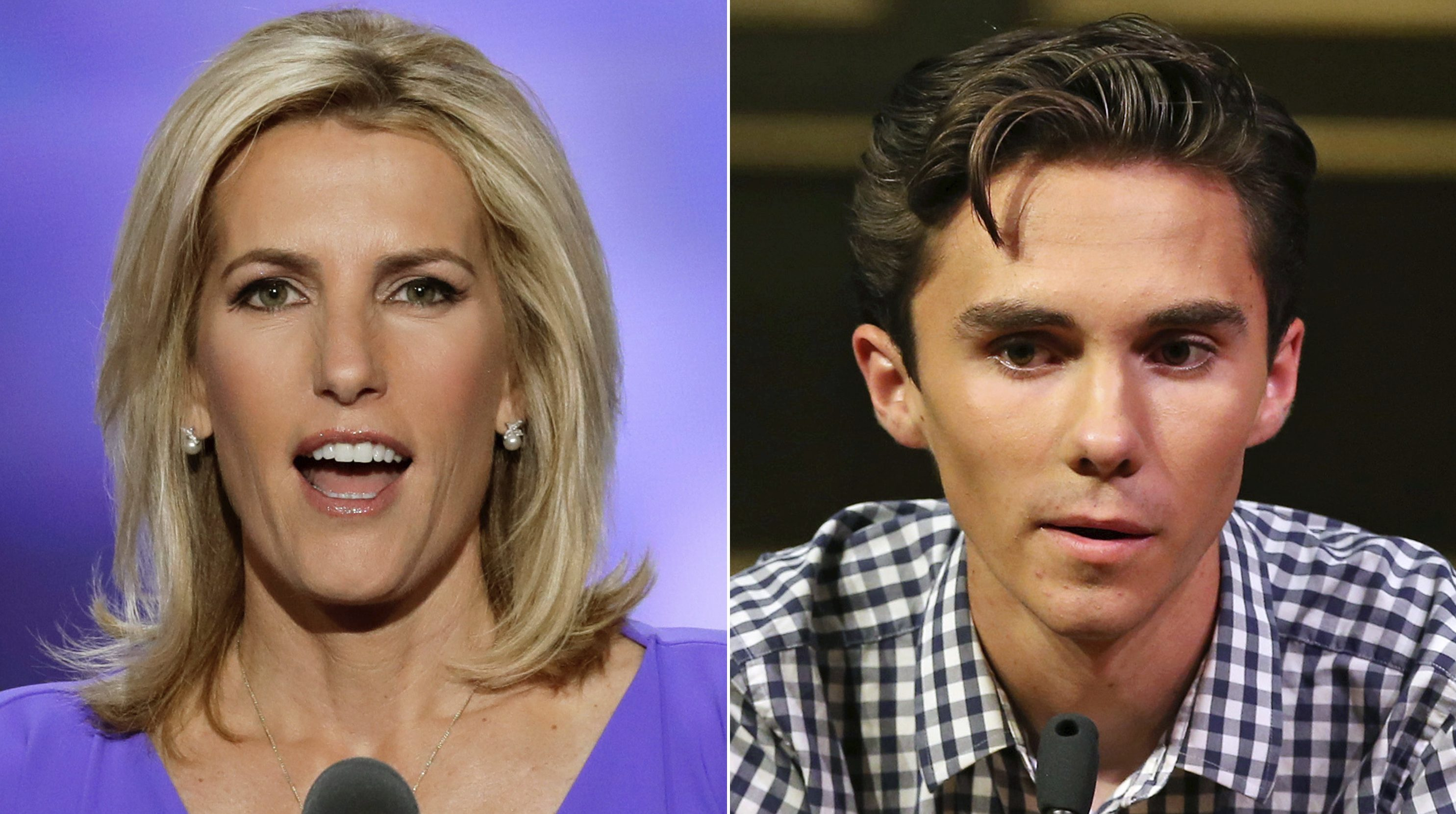 Bill Maher Says David Hogg is 'Bullying' Laura Ingraham with Boycott