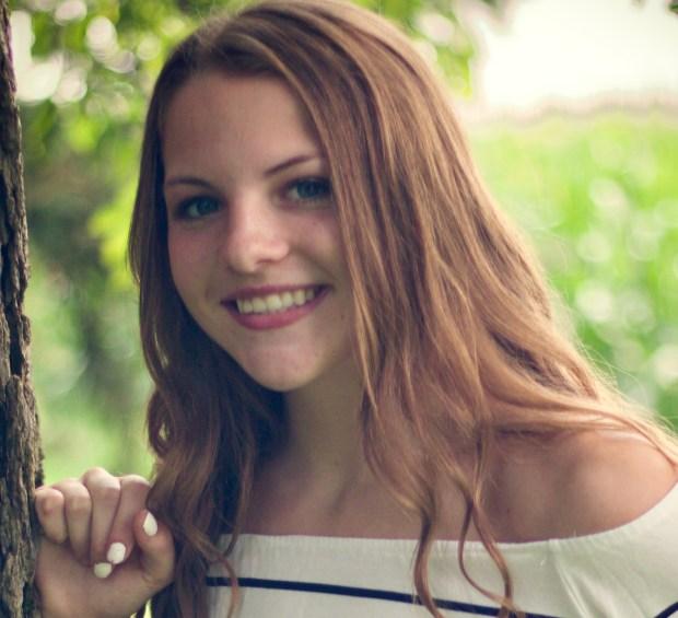 2018 Athena award winner Krystal Carlson of Hastings.