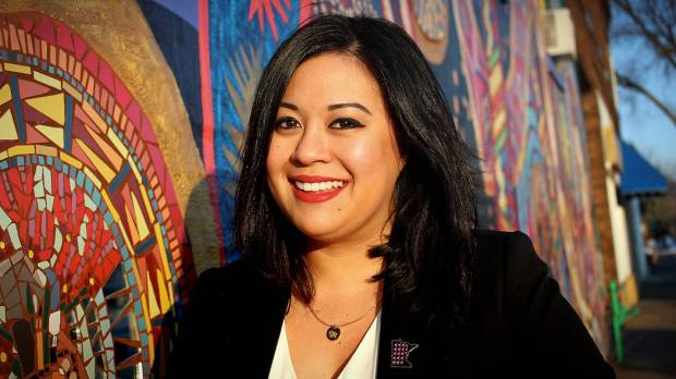 Undated courtesy photo, circa Feb. 2018, of Mitra Jalali Nelson, who is running for the Ward 4 seat on the St. Paul city council that was recently vacated by Russ Stark. Nelson, a DFLer and staffer to U.S. Rep. Keith Ellison, is one of several candidates seeking the office, which will be decided by special election in August 2018. (Courtesy of the candidate)