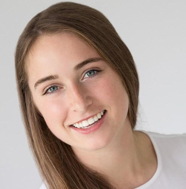 2018 Athena award winner Samantha Burke of Visitation.