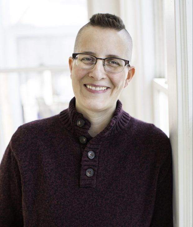 Kelly Holstine, an English teacher at Tokata Learning Center in Shakopee, was named the 2018 Minnesota Teacher of the Year on Sunday, May 6. Courtesy of Education Minnesota)