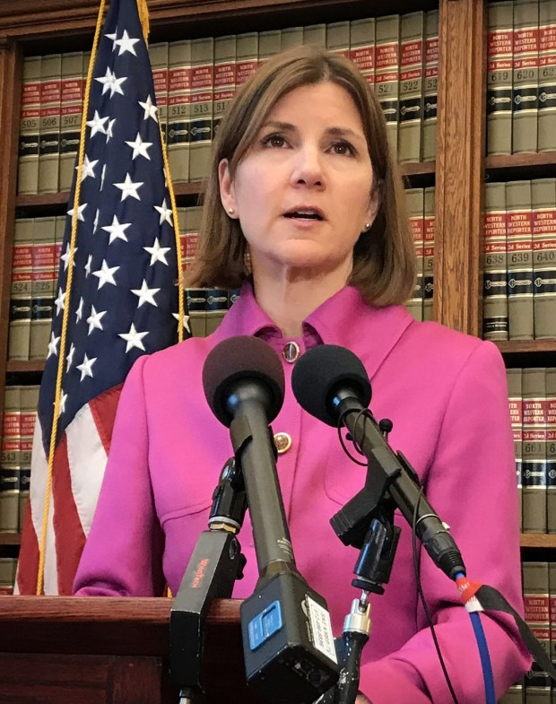 Minnesota Attorney General Lori Swanson (Rachel Stassen-Berger / Pioneer Press)