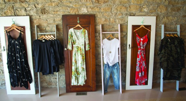 BeLoved Boutique offers contemporary, chic women's clothes and accessories at moderate to upscale prices. Clothes come in a variety of sizes, from extra small to 2xl in Hastings, Thursday, April 19, 2018. (Special to the Pioneer Press: Craig Lassig)