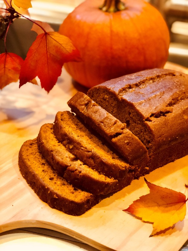 Donna Erickson: This pumpkin bread is full of autumn spices