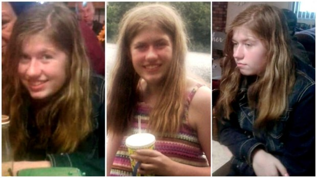 Jayme Closs, missing Wisconsin girl