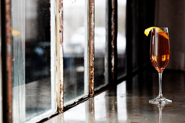 Local craft spirits make these holiday cocktail recipes bright