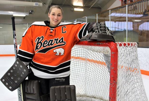 Pioneer Press Girls Hockey Player Of The Year White Bear Lake