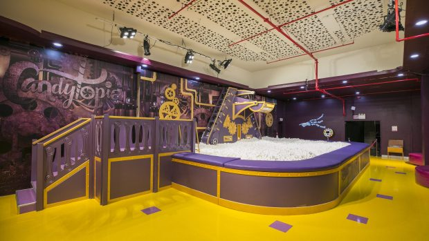 Go get sweet on the Candytopia exhibit coming to the Mall of America