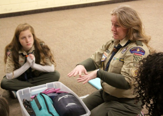 Lakeville and Woodbury girls among first to join club formerly known as Boy Scouts