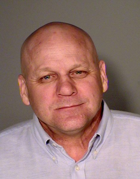 Rep. Matt Grossell booking photo