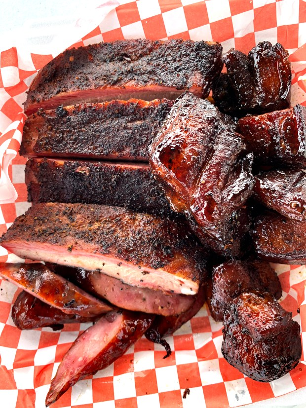 Where there's smoke, there are barbecue restaurants  Here