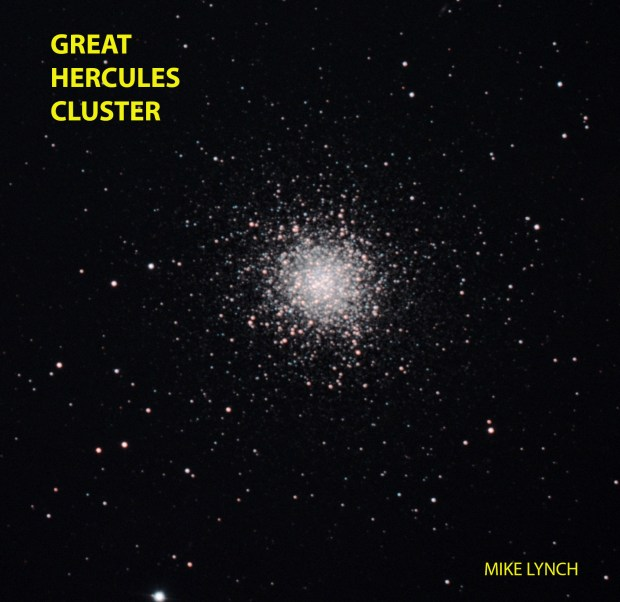 Mike Lynch: Celestial congestion of Hercules Cluster is a treasure