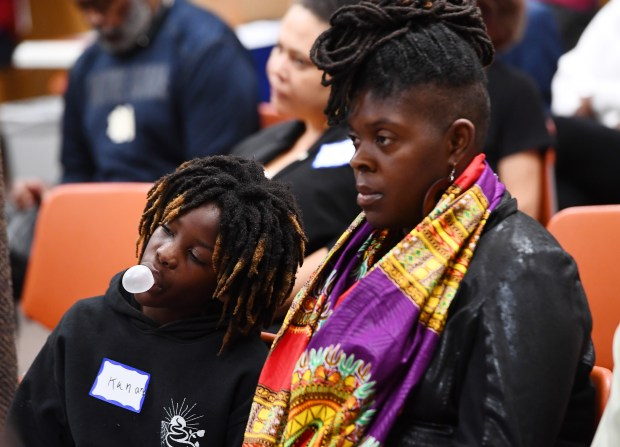 At community forum, a search for answers to gun violence in St. Paul