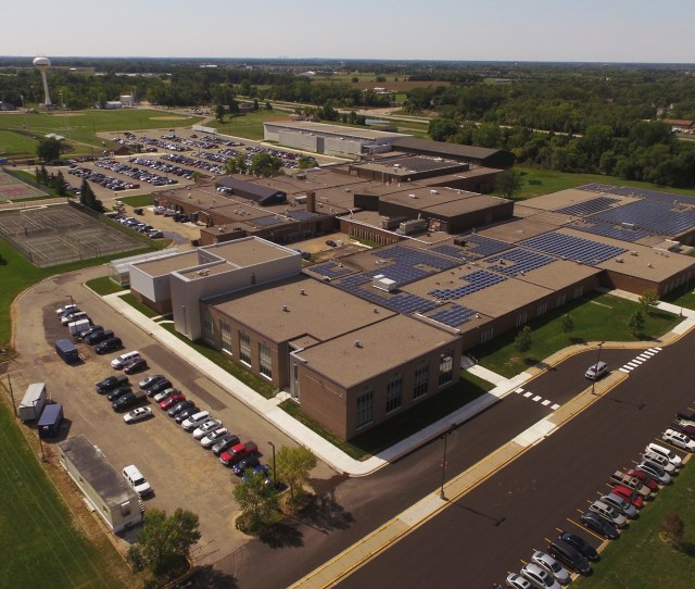 Weapons Threat Prompts Lockdown At Forest Lake High School Twin