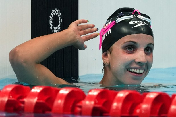 Olympics: Lakeville's Regan Smith wins silver in 200 butterfly