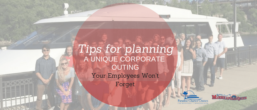 Tips For Planning a Unique Corporate Outing Your Employees Won't Forget