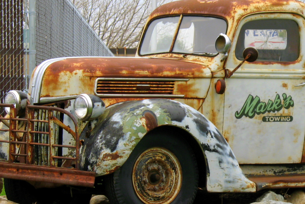 The 10 Ugliest Tow Trucks in the World « Junk Car Nation