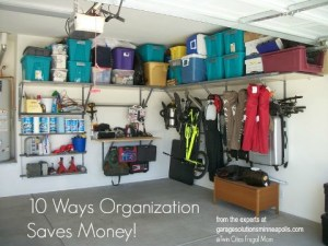 Ways Organization Saves Money