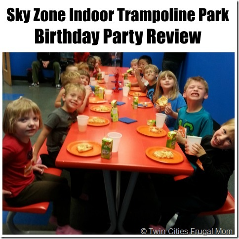 My Son Had His 4th Birthday Party At Sky Zone And It Was Absolutely Amazing Everything Taken Care Of The Kids Adults A Blast