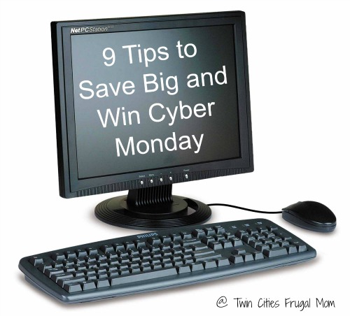tips to save big on cyber monday