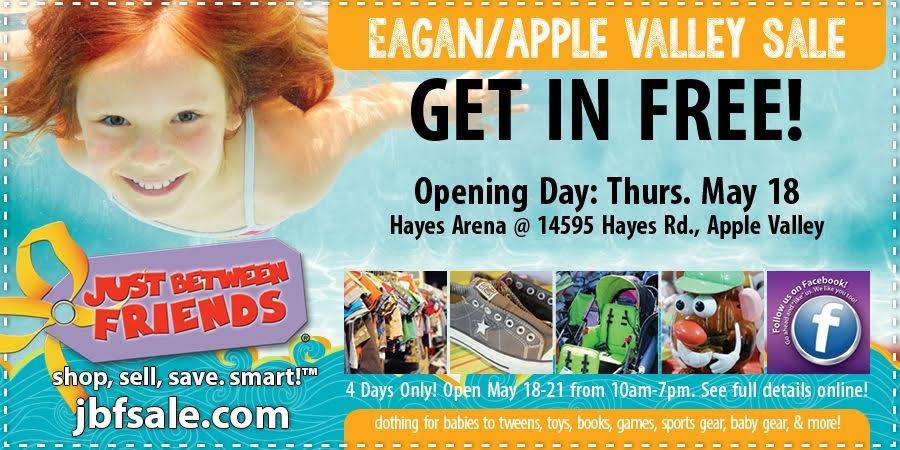 jbf eagan apple valley coupon