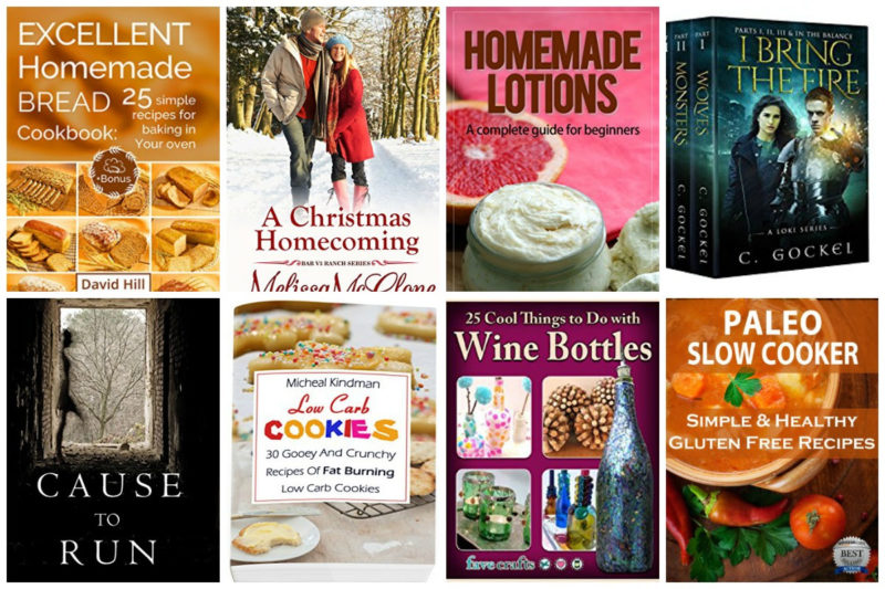 Free Kindle Book List - October 4, 2017 - Twin Cities Frugal Mom