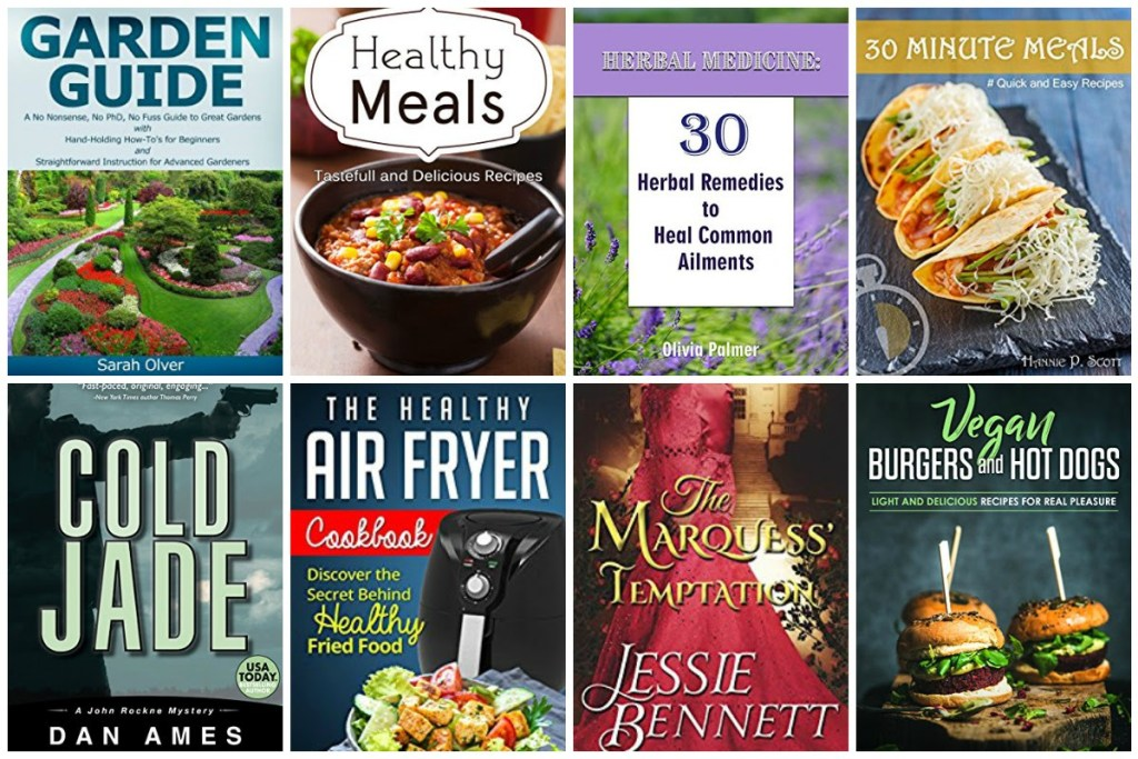 Free Kindle Book List – December 29, 2017 - Twin Cities Frugal Mom