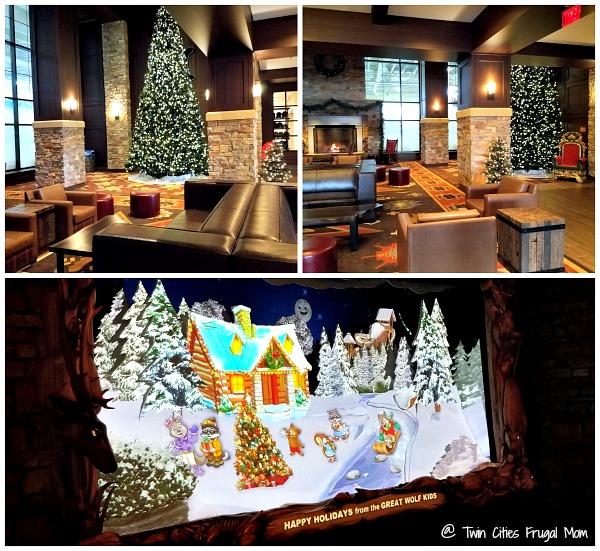 Great Wolf Lodge Bloomington Lobby