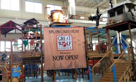 A Tour of the NEW Great Wolf Lodge in Bloomington, Minnesota