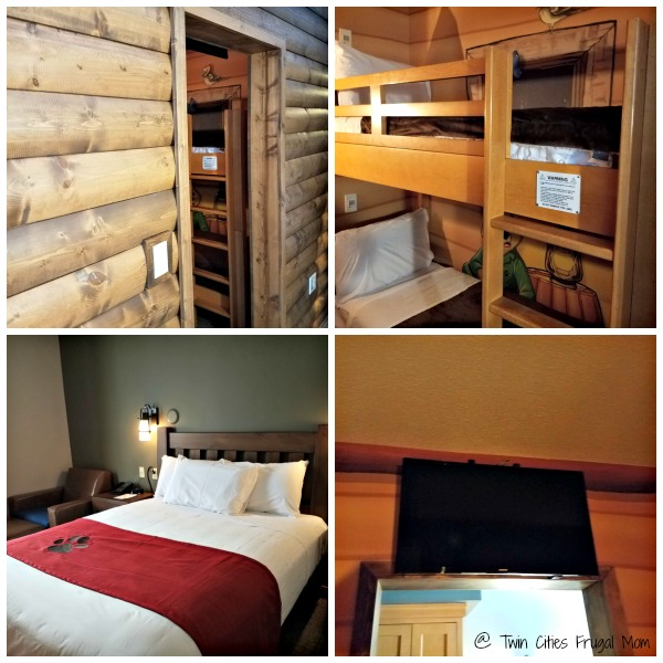 Great Wolf Lodge Kid Cabin Suite