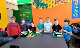 Our Fun and Educational Birthday Party Experience at Snapology of Minneapolis (Discounts & Giveaway!)