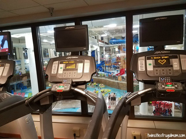 Great Wolf Lodge Bloomington Fitness Center