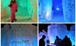 Ice Castles Stillwater 2018 Review & Discounts