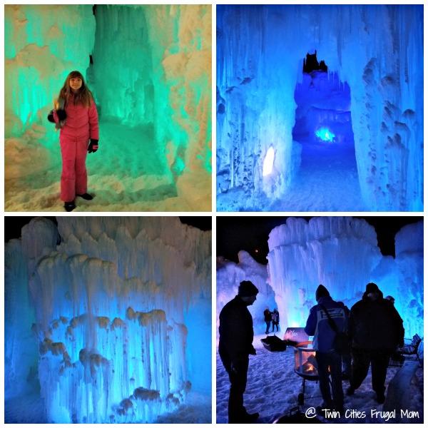ice castles minnesota