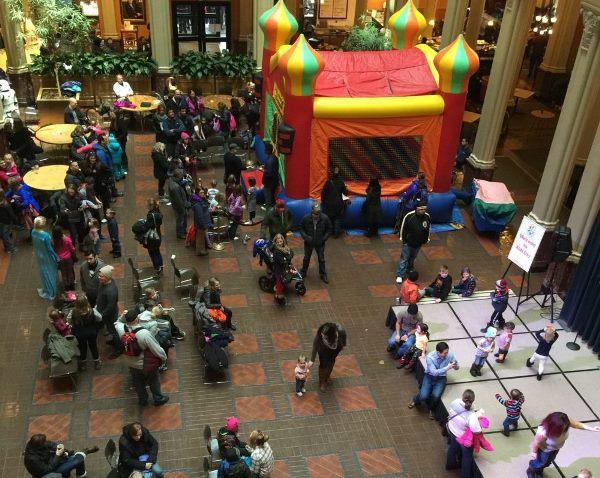 Kids Day Landmark Center