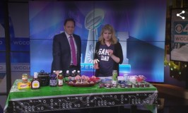 Live on WCCO This Morning: Super Bowl Party Ideas!