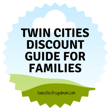Twin Cities Discount Guide for Families