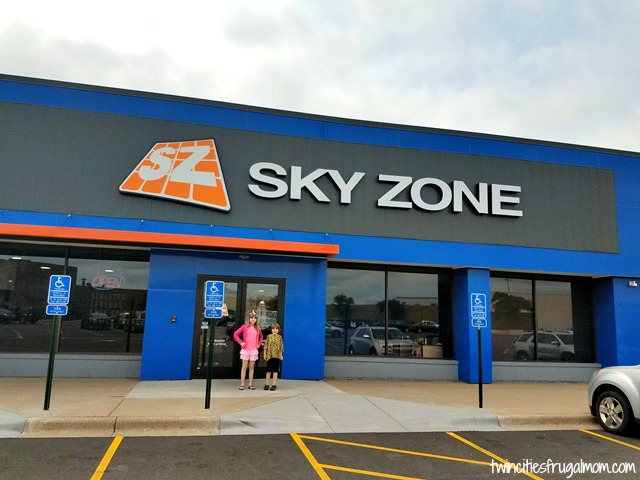 photograph about Sky Zone Printable Coupons titled Bouncing off the Partitions at Sky Zone - By now inside Blaine and