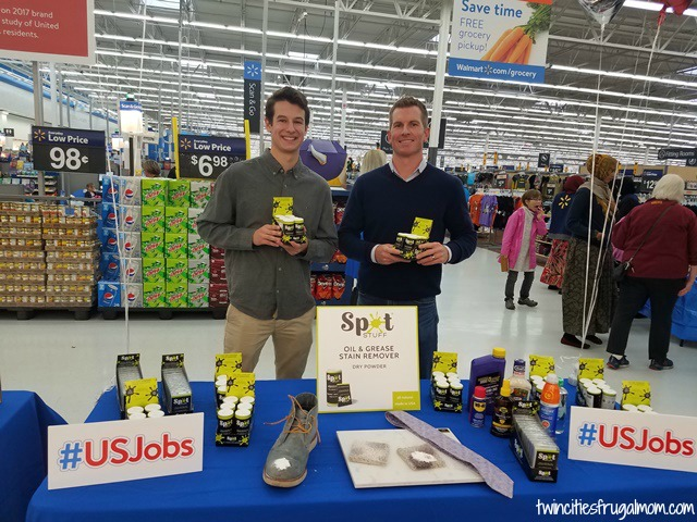 Walmart Spot Stuff Demos