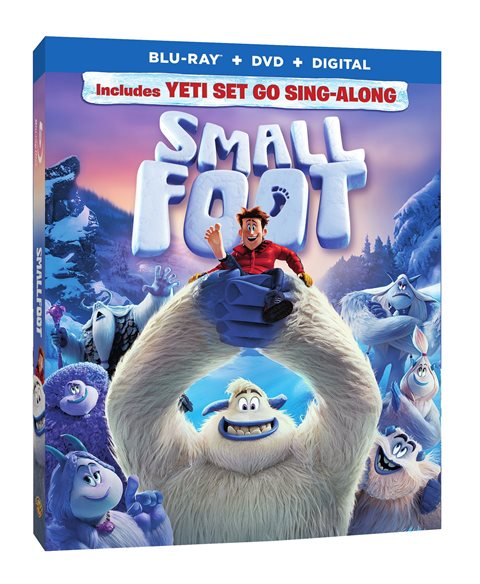 Smallfoot Cover