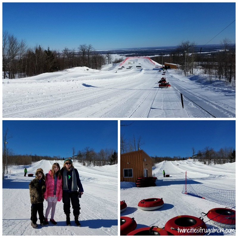 Spirit Mountain Tubing