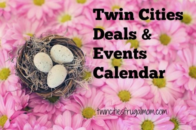 Twin Cities Deals & Events Calendar