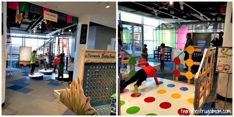 Minnesota Children's Museum Games