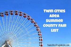 Twin Cities County Fairs